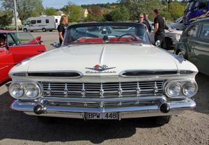 Finaste finbilen: en Chevrolet Impala -59.