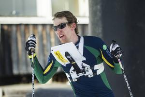 Erik Rost slutade femma i dagens tävling.