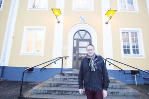 Göran Johansson gör snart sin sista dag som administrativ chef på Avesta kommun.