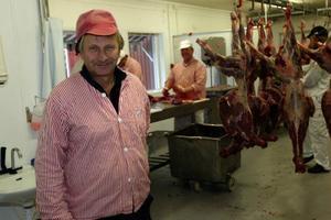 Sedan 1994 har Lennart Blind och hans familj drivit företaget som sakta men säkert expanderat.Foto: Håkan Degselius