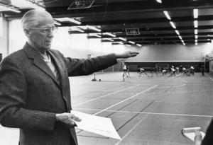Börje Tolgfors var rektor på GIH mellan 1966 och 1976.