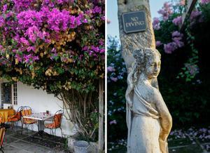 Lanthotellet Biniarroca på Menorca.