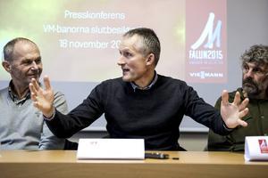 Vegard Ulvang, ledare i FIS längdkommitté, säger att mixstafett är uppe på förslag.