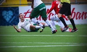 Emir Ragipovic och Gottne IF föll borta mot serieledarna Östersund.