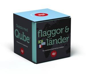 Quizza med Qube: Flaggor och länder.