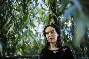 Författaren Terese Bohman. Har hon chans på Augustpriset? Foto: Marc Femenia