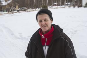 Tarja Pyykkö kommer ifrån Södermanland men hittade till Los för de fina naturen som passar bra för att träna hundspann.