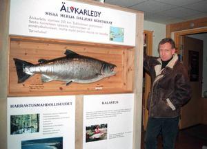 Redan på nittiotalet marknadsförde man fisket i Älvkarleby i Finland. Nu utgör finska fisketurister en av de största besöksgrupperna i kommunen.