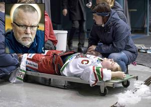 Förbundskaptenen och hockeyprofilen Leif Boork tycker till om de ojämna villkoren för Riksserien: – Det är inte herrhockeyns öronmärkta pengar