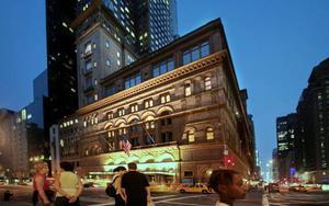 Carnegie Hall.Foto: Scanpix