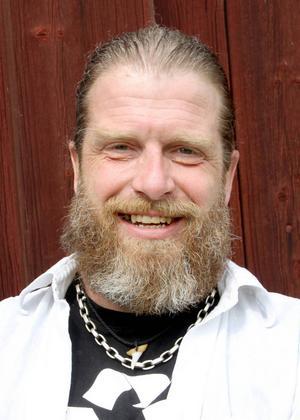 Johan Dereborn, 51 år, musikmänniska, Sörfors.