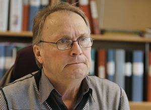 Snösvängen blev dyr, konstaterar Roland Olsson: fyra miljoner back.