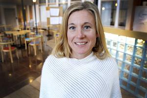 Johanna Thomtén forskar om smärtor vid samlag.