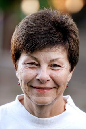 Ulla Persson (S), oppositionsledare.