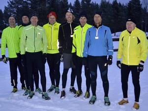 Ljusdal Running Club.