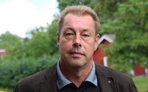 Janne Westman, Pappers ordförande på kartongbruket i Fors. Foto: Eva Högkvist