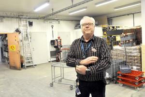 Ove Deremar är butikschef för Ica Torget i Skärplinge.