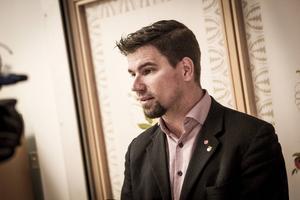 Markus Evensson (S).