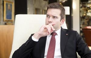 Gabriel Wikström har inte imponerat under sin tid i regeringen.