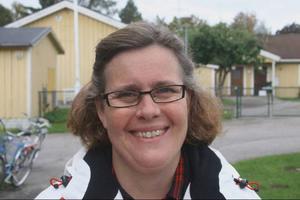 Katarina Bylin har känt att hon inte hinner med miljö - och räddningsnämnden lika mycket som hon borde.