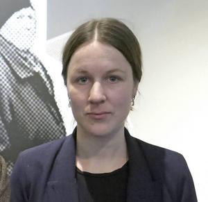 Hanna Nordell är Fristad Gävles ansikte utåt.