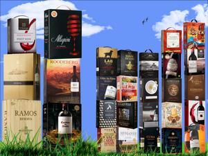 Utbudet av röda lådviner är stort. Vår vinexpert har smakat igenom samtliga och tipsar om sommarens bästa köp. De sex lådorna till vänster är klara fynd i utbudet, de till höger är också goda och rekommenderas