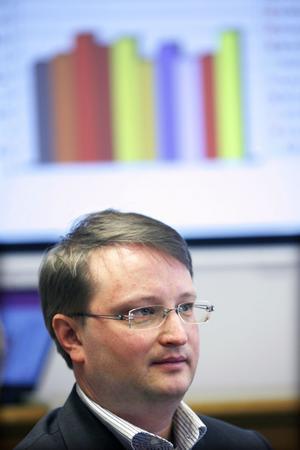 Lars Beckman, riksdagsledamot, M.