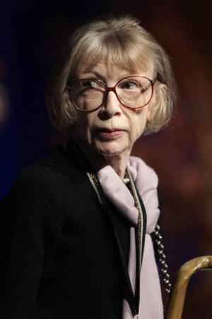 Giftig. Joan Didion klär av amerikanska myter.