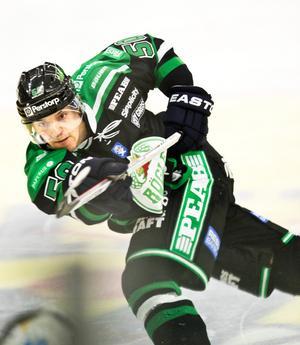 Juhamatti Aaltonen, här i Rögletröjan under förra säsongen.