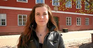Alexandra Gustafsson. Foto: Camilla Röjerås