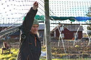 Eva Gustavsson började med odlingen i Hansjö 1987