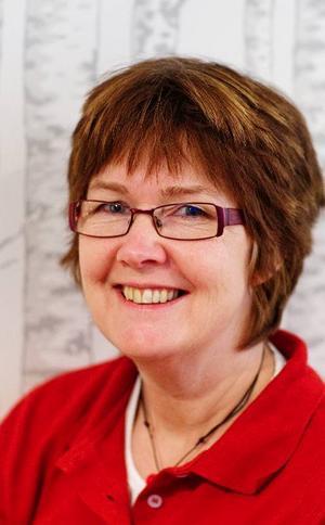 Liz Morlind deltar inte i själv baket, men är en hejare på ekologiska produkter och ansvarar därför för den delen av affärsrörelsen.