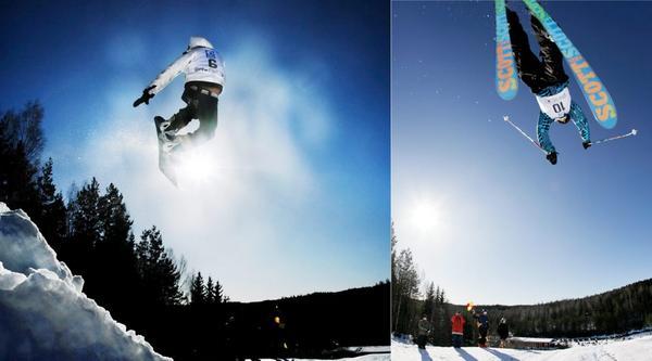 Bilderna är tagna vid Peak performance open för två år sedan.