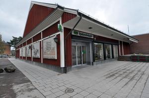 Systembolaget i Rättvik. Foto: Arkiv.