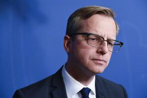 Näringsminister Mikael Damberg (S).