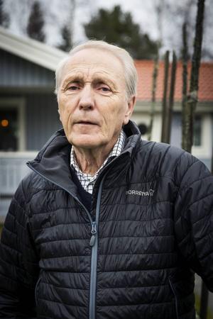 Entreprenören och företagaren Lennart Strandberg fyller 70 år.