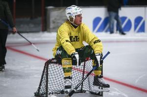 Jonas Pettersson har gjort 28 mål på försäsongen.