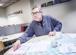 Roland Sällström har aldrig haft problem när han tecknat avtal. – Men nuförtiden är det ju rena Vilda västern, säger han.