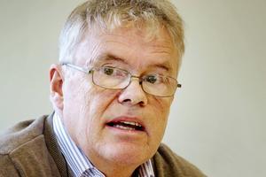 Christer Siwertsson (M) rasar mot Miljöpartiet.