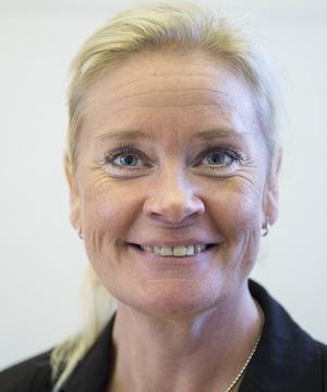 Linda Morin, verksamhetsutvecklare vid kommunens äldreboenden.