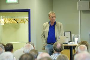 Sportchef Tore Jobs fick applåder för sin utläggning av det sportsliga läget.
