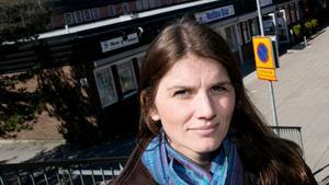 Jenny Madestam, statsvetare från Södertälje.
