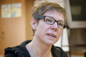 Anna Sjölund är lärare vid skolan i Björna.