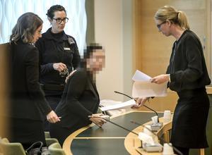 Arkivbild. Häktningsförhandling i Västmanlands tingsrätt håller häktningsförhandling i det s.k. drunkningsfallet mot den 42-åriga som tidigare är häktad för det sk sommarstugemorden.