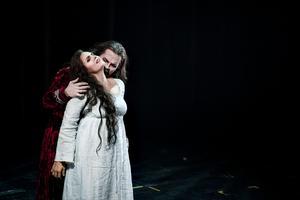 Kärleksparet Dracula och Mina får inte många lyckliga ögonblick tillsammans.