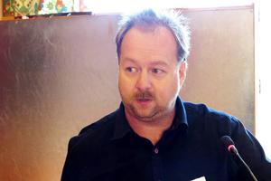 Ronny Karlsson som är ordförande för SD i Jämtland Härjedalen.