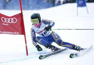 FIS-tävlingar FunäsdalenJakob Eriksson