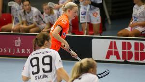 Alexandra Högberg.