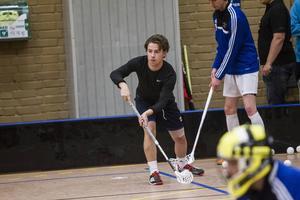 18-årige Filip Nilsson från Bollnäs återvände till H/B från Rig Umeå.