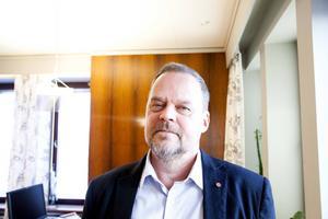 Jan Sahlén (S) är det första kommunalrådet på länge som kan sätta av pengar i budgeten till nyproduktion av lägenheter.
